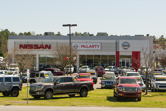 Attractive North Point Nissan At 1 Col. Glenn Plaza Drive. (Jason Burt). A West Little  Rock ...