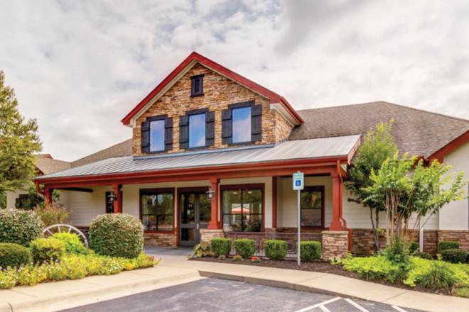 Pulaski County Commercial Real Estate Deals Top 641m