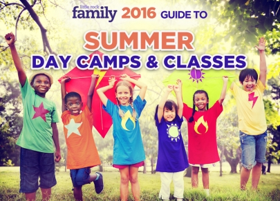 2016 Little Rock Family Guide to Summer Day Camps & Classes