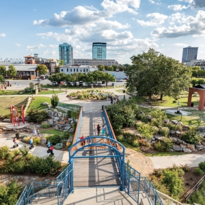 Tour Downtown Little Rock for Free This Fall