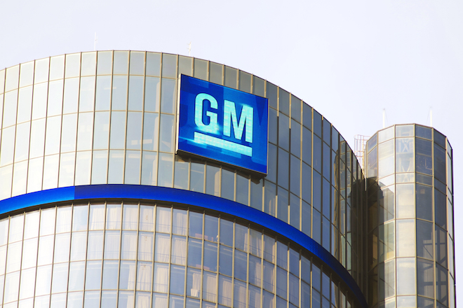 Gm profits more than double on record north america General motors earnings