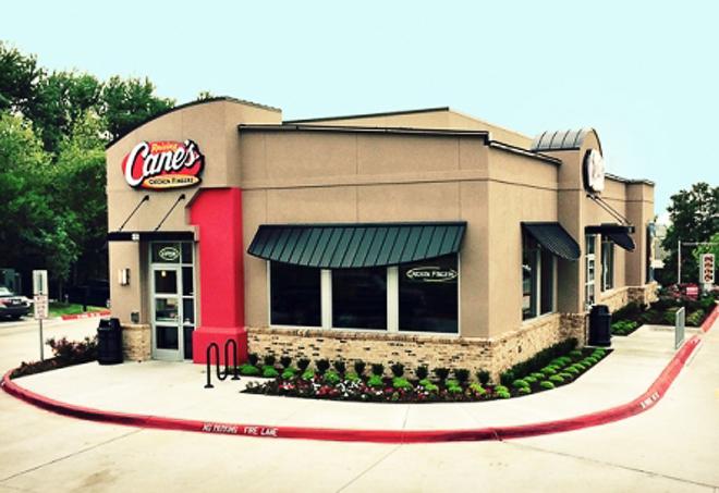 Fayetteville Primed For Second Raising Cane S Restaurant Nwa Real Deals Arkansas Business News Arkansasbusiness Com