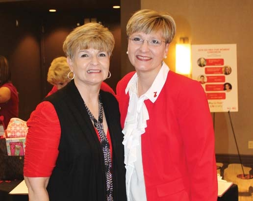Connie Hurst, Kelly Thomas (chair)