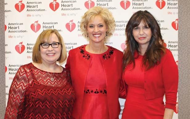 Melissa Ramirez, Holly Hoffman, Joyce Taylor