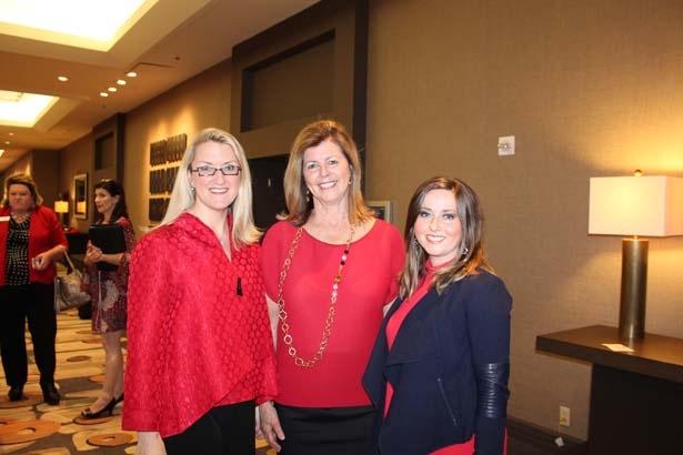 Sharon Tallach Vogelpohl, Cathy Browne, Kristen Nicholson