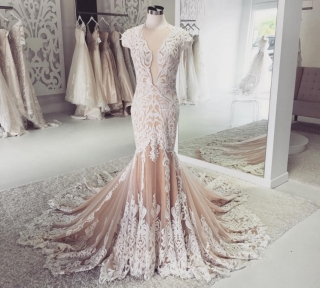 We Have a Crush on Inverness Bridal
