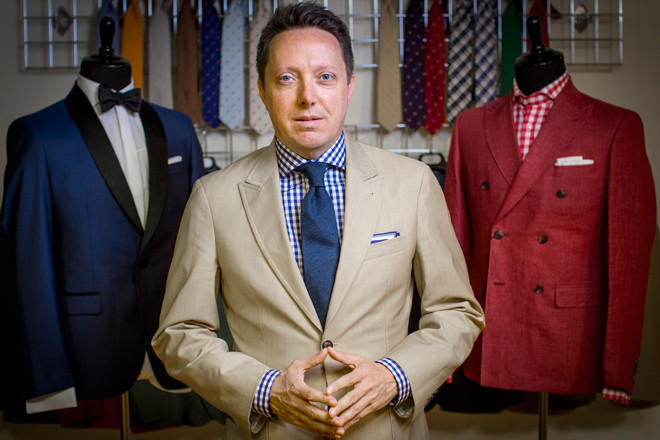 Oxford Industries Buys Strong Suit Clothing of Little Rock