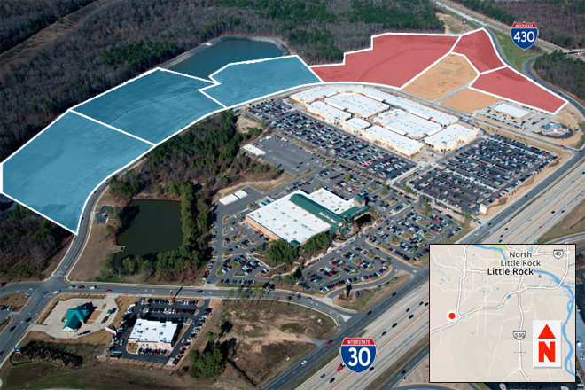 Gateway Town Center Tracts Top $10.4M (Real Deals)