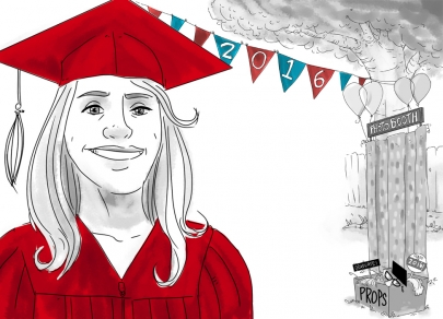 Here's How To Celebrate Your Teen's High School Graduation Without All the Stress