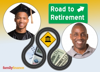 Does Your Financial Path Lead to Savings for Your Child's College and Your Retirement?