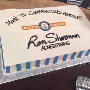 Record-Setting Ron Sherman Shares Gusty Memories