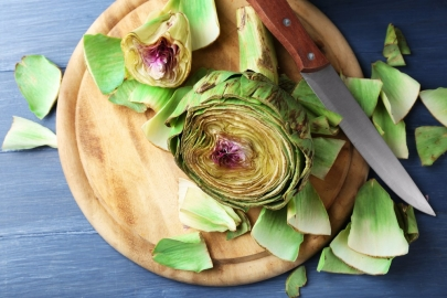 May - Artichokes: Chef Henderson's Monthly Guide to Introducing Kids to Veggies