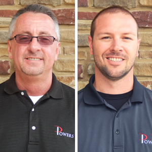 Powers of Arkansas Promotes Pair (Movers & Shakers)