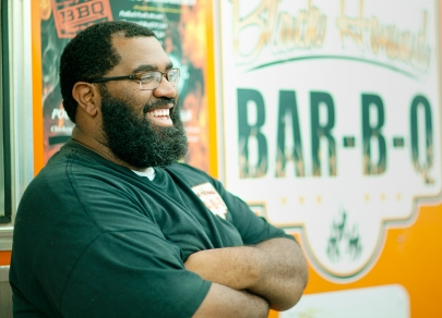 Blackhound Bar-B-Q's Quincy Person Gives His Insider Tips on How to Cook Like a Pro