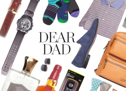 Dear Dad: Soirée's Pick of the 17 Top Gifts for Father's Day