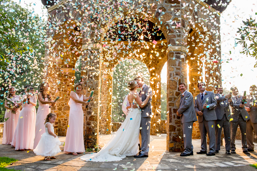 Real Weddings Winter: See The 17 Real Weddings From The Fall/Winter 2016 Issue