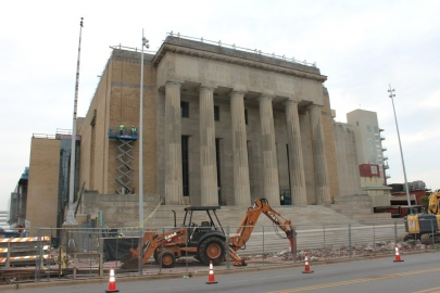 Go Behind the Scenes of Robinson Center's Renovation