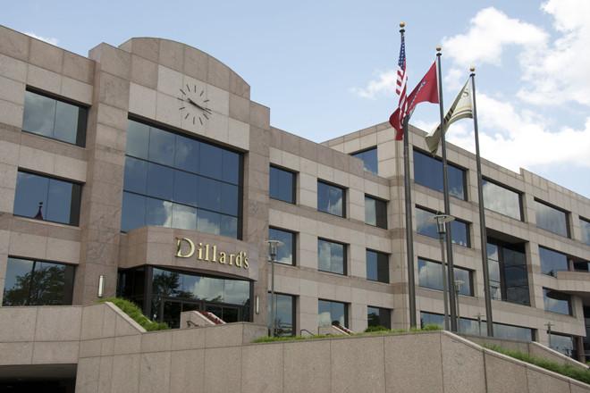 Dillard's Reports 2Q Loss of $17M; Same-Stores Sales Down 1 Percent