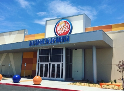 Dave & Buster's Little Rock Opens June 13
