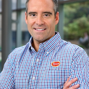 New CEO Tom Hayes Leads Tyson Foods' Annual Meeting