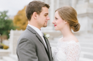 Real Little Rock Wedding: Maggie Griffith & David Guarno of Bryant