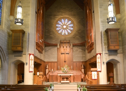 Keeping the Faith: Places of Worship in The Heights and Hillcrest