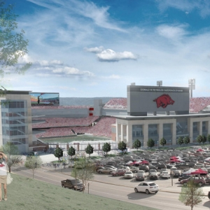 UA System Board Gives Final OK to $160M Stadium Expansion