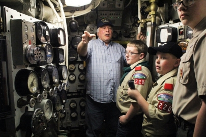 SPONSORED: 5 Tips for an Unforgettable Birthday Party at the Arkansas Inland Maritime Museum