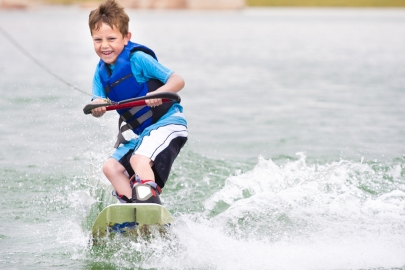 8 Water Sports to Enjoy on the Lake—From Stand-Up Paddleboarding to Spearfishing