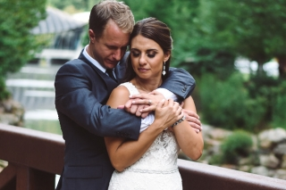 Real Arkansas Wedding: Heather Emmanuel & Jason Ormand in Bentonville