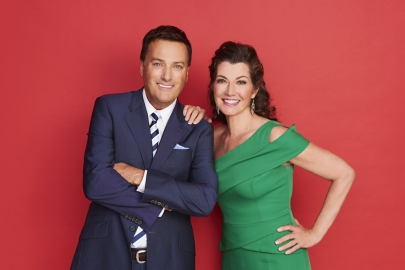 Amy Grant and Michael W. Smith Are Coming to Verizon Arena for Christmas