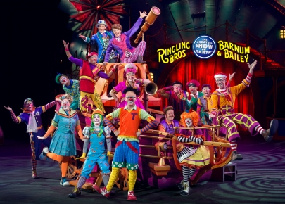 Ringling Bros., Barnum & Bailey Circus Bring 'Xtreme' Show to Verizon Arena
