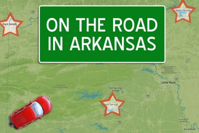Arkansas Road Trips: Plenty of Cool Stuff To Do in These 3 Natural State Towns