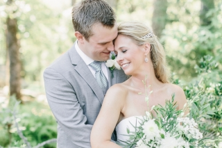 Real Arkansas Wedding: Natalie Black of Corning & Patrick Blaney of Heber Springs