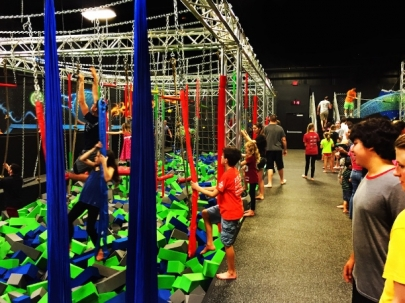 Extreme Indoor Recreation Park Coming to Little Rock This Fall