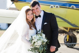 Real Arkansas Wedding: Rachel Gibbons of Marvell & Drew Milner of Conway