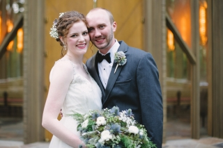 Real Arkansas Wedding: Caitlin Angel of Hot Springs & Matthew Sunseri