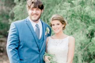 Real Northeast Arkansas Wedding: Ashley Willis of Missouri & Jesse Hughes of Armorel