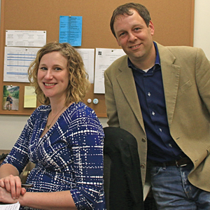 McKuin Takes New Public Radio Job, With Same Commute