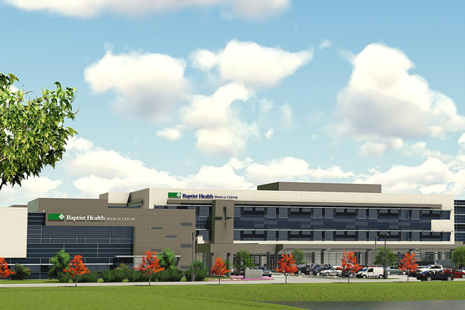 Baptist Health Sets Opening In Conway Arkansas Business