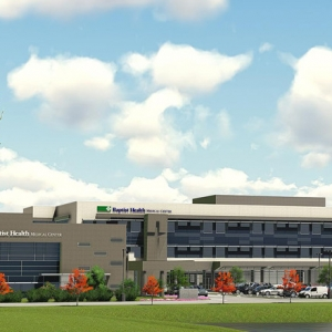 Baptist Health Sets Opening In Conway