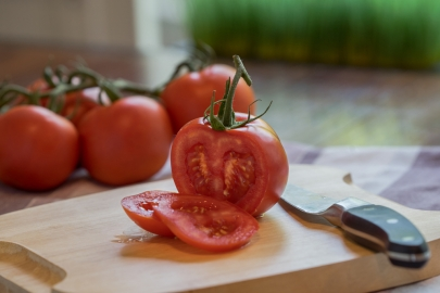 August - Tomatoes: Chef Henderson's Monthly Guide To Introducing Kids To Veggies