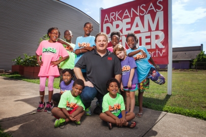 Drew Davis Serves Mission to Restore Dreams to Arkansans