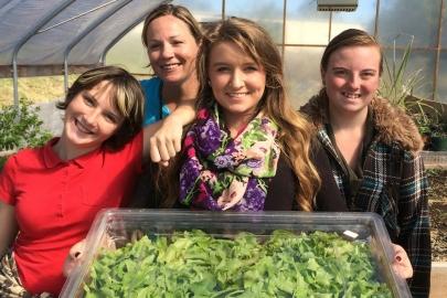 How to Celebrate Arkansas Farm to School Month