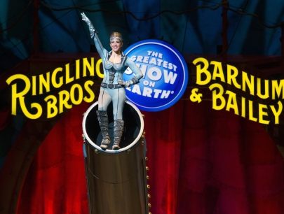 Q&A With 'Nitro Nicole,' Human Cannonball at the Circus