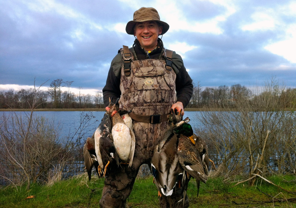 Why I Hunt Greenhead 2016 Rep. French Hill