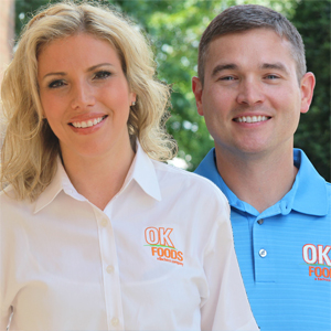 OK Foods Promotes Pair in Fort Smith (Movers & Shakers)