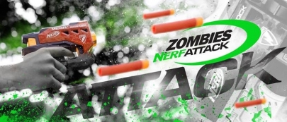 Zombie Nerf War Taking Place This Fall in Little Rock