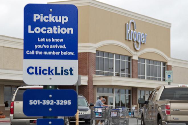 Kroger Hopes New Shopping Service Clicks With Customers Arkansas - Kroger in little rock