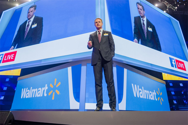 Wal-Mart's McMillon Tops Compensation List of 100 Arkansas Public Company Execs
